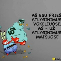 Atlyginimai