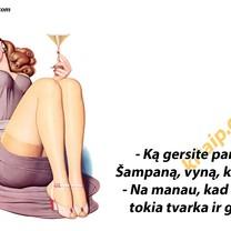 Gėrimų asorti