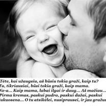 Tėvo ir dukros meilė