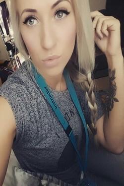 Sandra (22 m., Jungtinė Karalystė)